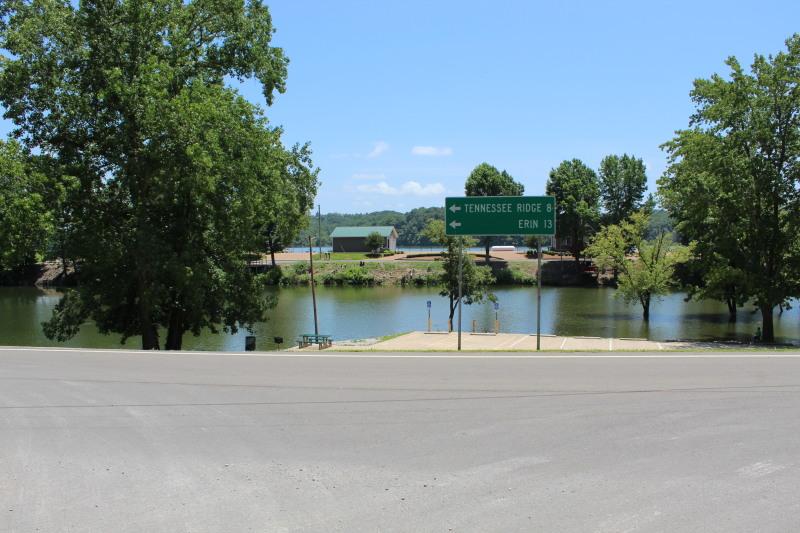 East near Kentucky Lake